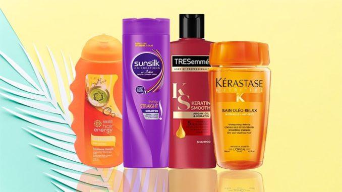 shampo pelurus rambut terbaik