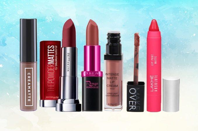 merk lipstik matte terbaik