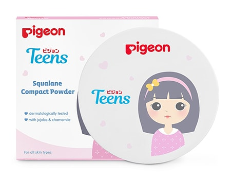 Pigeon Teens Compact Powder Squalane