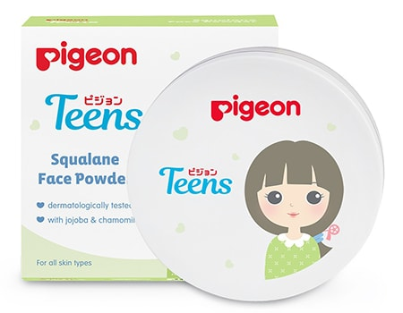 Pigeon Teens Face Powder