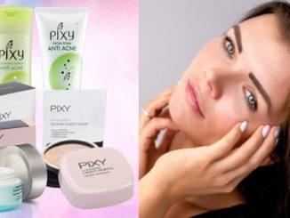 Produk Pixy Untuk Kulit Berminyak dan Berjerawat