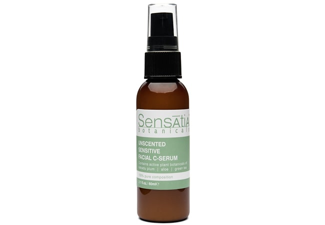 Sensatia Botanicals Unscented Sensitive Facial C-Serum