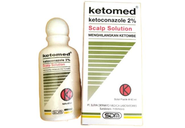Ketomed Shampoo Ketoconazole 2%