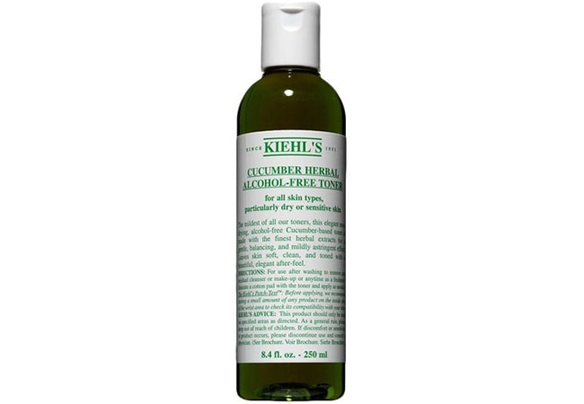 Kiehls Cucumber Herbal Alcohol-Free Toner