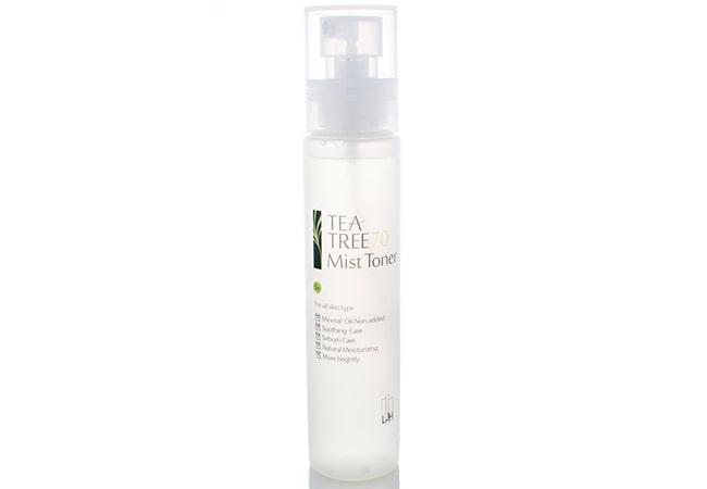 LJH TeaTree 70 Toner Facial Mist, face mist korea terbaik di pasaran