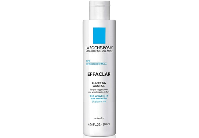 La Roche-Posay Effaclar Clarifying Solution Acne Toner