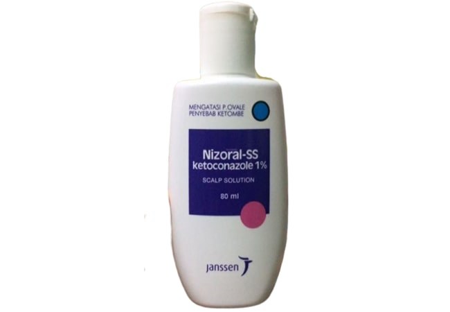 Nizoral-SS Ketoconazole 1% Scalp Solution