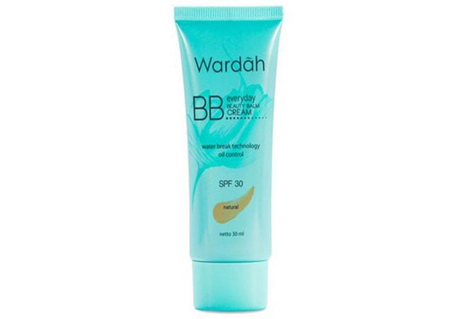 Wardah Everyday BB Cream SPF30, BB cream untuk berminyak