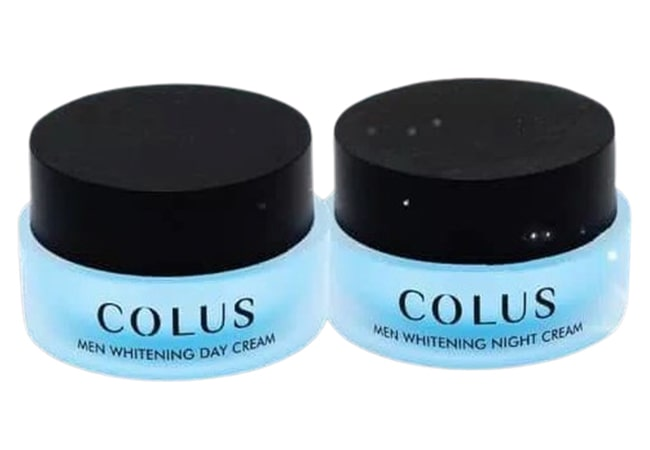 Colus Men Whitening Day & Night Cream