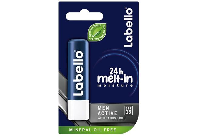 Labello For Men Lip Balm