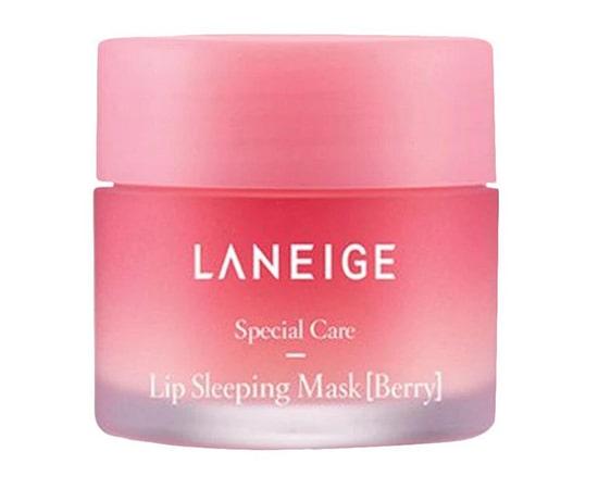 Laneige Lip Sleeping Mask, lip balm bagus untuk bibir hitam