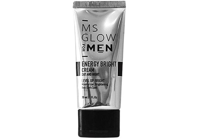Ms Glow For Men Energy Bright Cream Day & Night