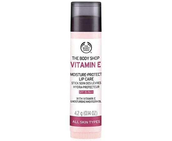 The Body Shop Vitamin E Lip Care Stick