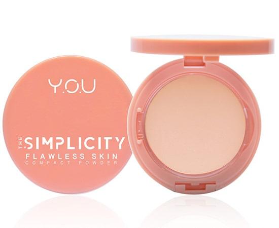 The Simplicity by Y.O.U Flawless Skin Compact powder