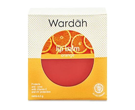 Wardah Lip Balm