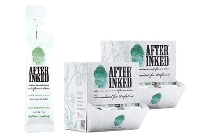 After Inked Tattoo Lotion
