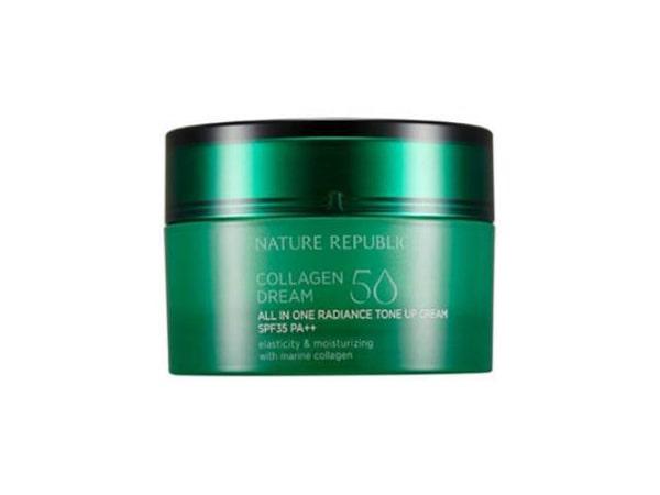 Nature Republic Collagen Dream All In One Radiance Tone Up Cream