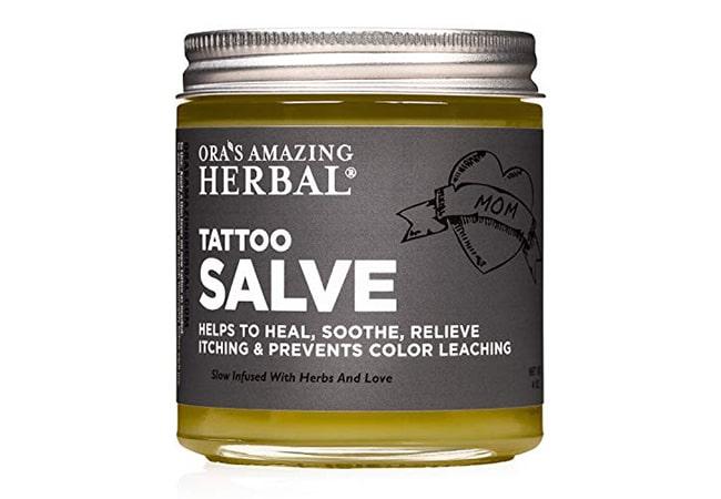 Oras Amazing Herbal Tattoo Salve