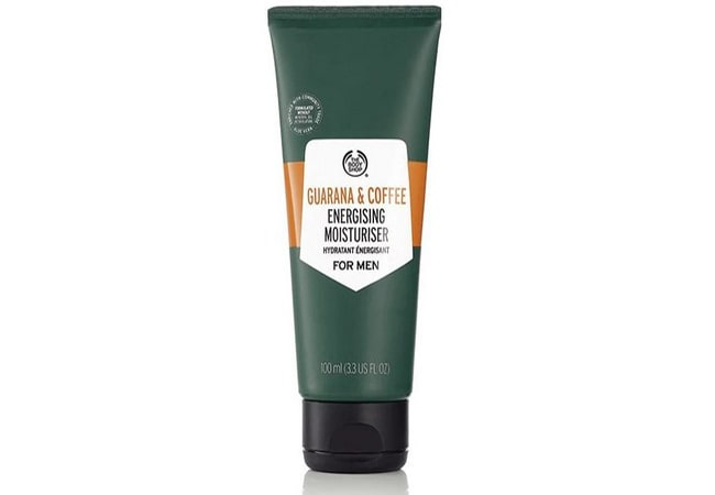 The Body Shop Guarana & Coffee Energising Moisturiser