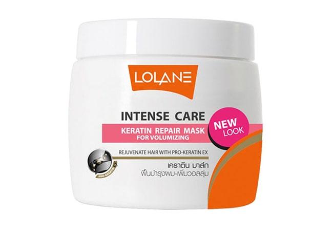 Lolane Intense Care Keratin Repair Hair Mask