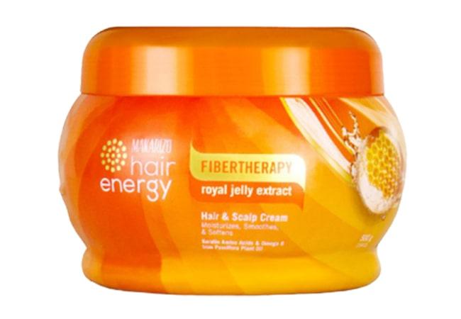 Makarizo Hair Energy Fibertherapy Hair & Scalp Cream Royal