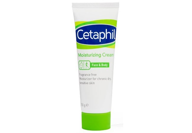 Cetaphil Moisturizing Cream for Dry And Sensitive Skin
