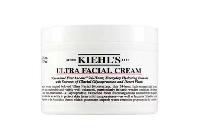 Kiehls Ultra Facial Cream, pelembab berbahan dasar air