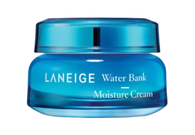 Laneige Water Bank Moisture Cream, moisturizer untuk kulit kering