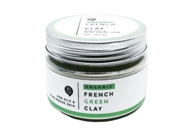 Biotalk Organic French Green Clay Mask