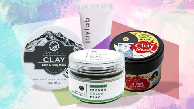 Clay Mask Lokal