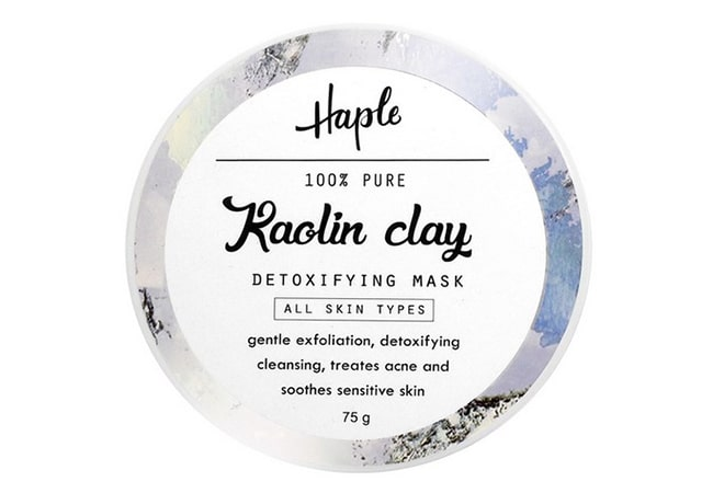 Haple Premium Kaolin Clay Mask