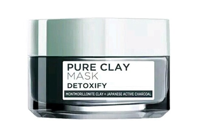 Loreal Paris Pure Clay Mask Detoxify