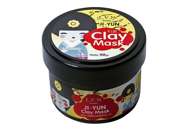 Lovana Ji-Yun Clay Mask Powder