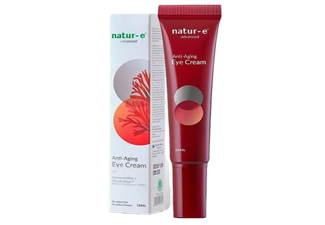 Natur-E Advanced Anti Aging Eye Cream