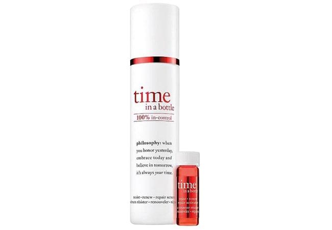 Philosophy Time in a Bottle 100% In-Control Resist Renew Repair Serum