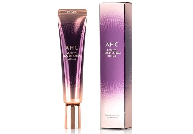 AHC ​Real Eye Cream for Face