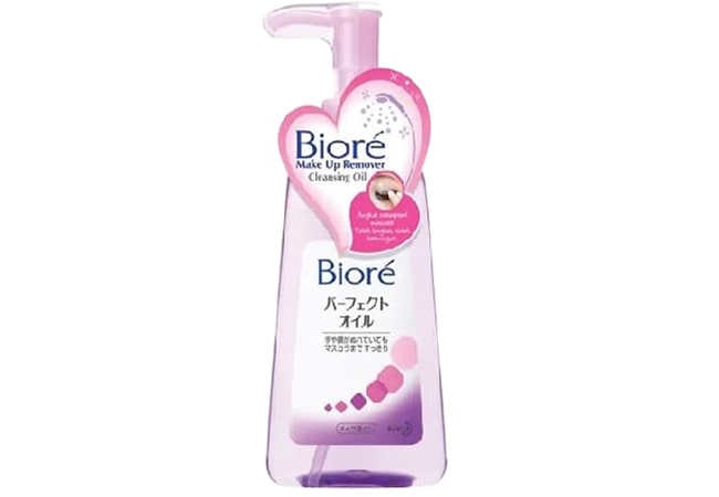 Biore Cleansing Oil Make Up Remover