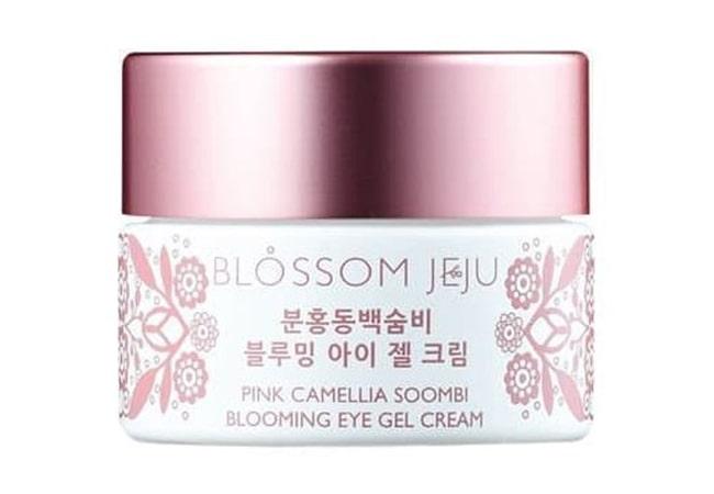 Blossom Jeju Pink Camellia Soombi Blooming Flower EyeCream