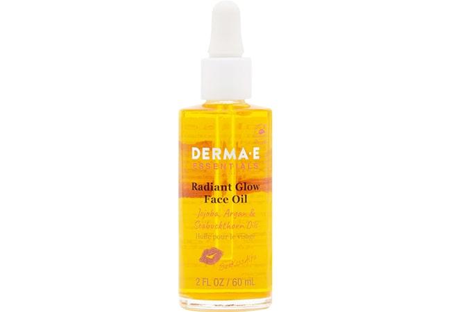 DERMA E SunKissAlba Radiant Face Glow Oil