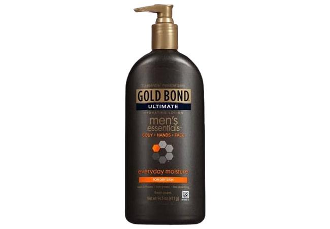 Gold Bond Mens Essential Lotion