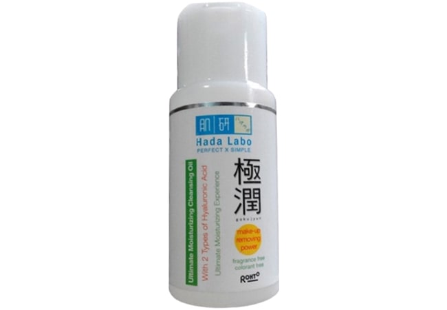 Hada Labo Ultimate Moisturizing Cleansing Oil
