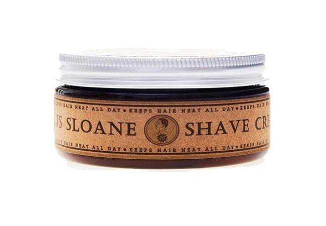 JS Sloane Shave Cream, shaving cream untuk kulit sensitif
