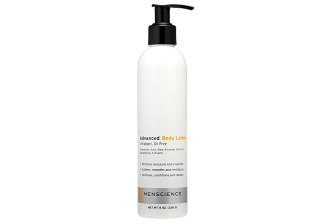 MenScience Androceuticals Advanced Body Lotion