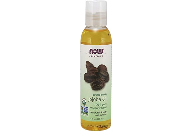 Now Solutions Organic Jojoba Oil