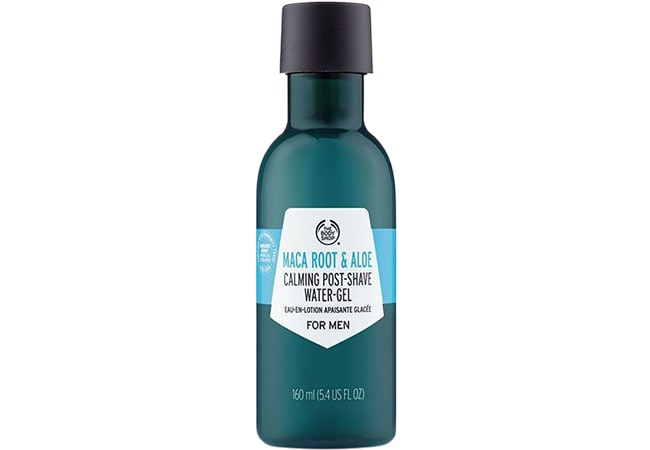 The Body Shop Maca Root & Aloe Aftershave Lotion