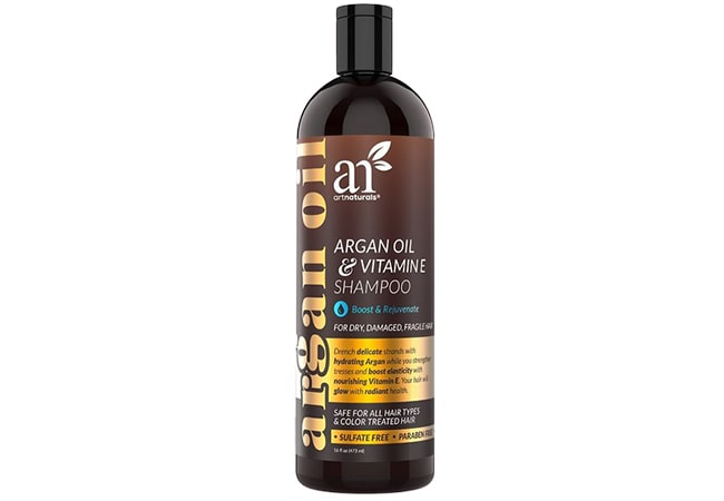 ArtNaturals Argan Oil & Vitamin E Rejuvenation Shampoo