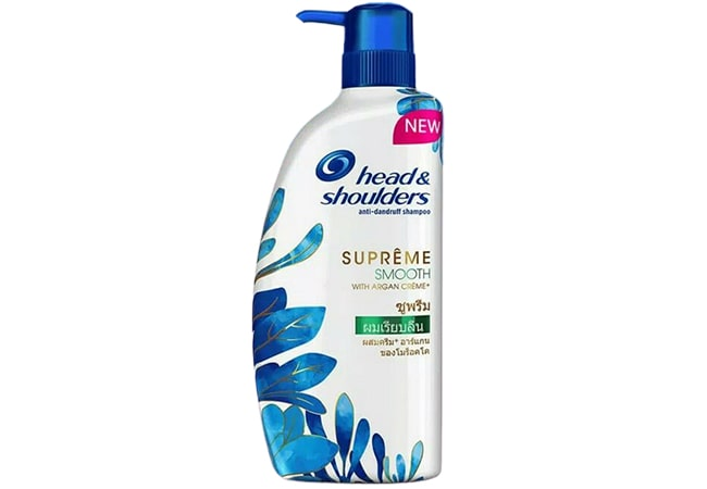 Head & Shoulders Shampoo Supreme Smooth