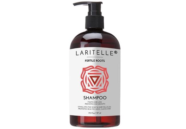 Laritelle Organic Shampoo, shampo pria untuk rambut rontok