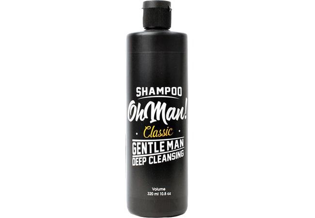 Oh Man! Classic Shampoo, shampo pria terbaik