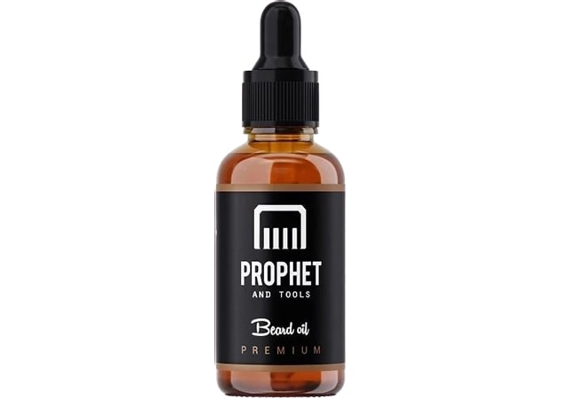 Prophet and Tools Unscented Beard Oil, essential oil terbaik untuk jenggot